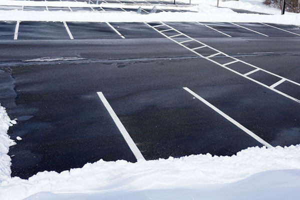 commercial ice salting Vaughan Ontario