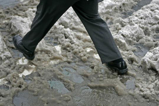 ice management services Mississauga Ontario
