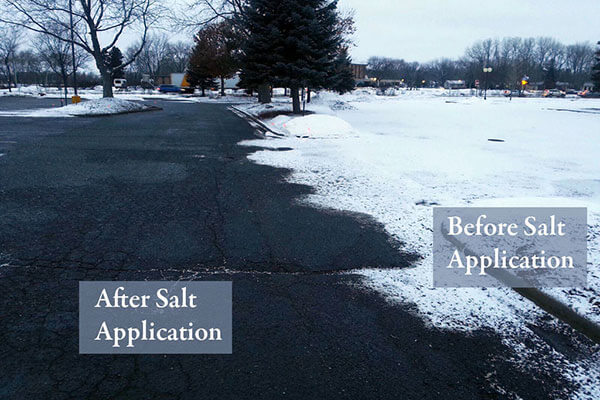 ice salting prices Brampton Ontario