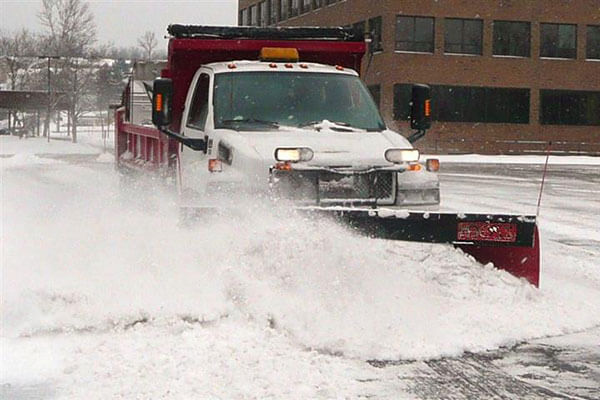 snow removal contract Brampton Ontario