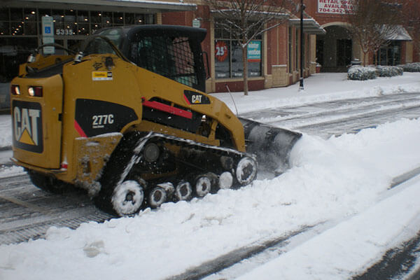 snow removal prices
