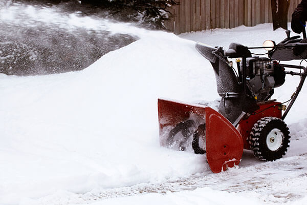 snow removal service York Region