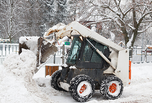 snow shoveling service Mississauga Ontario